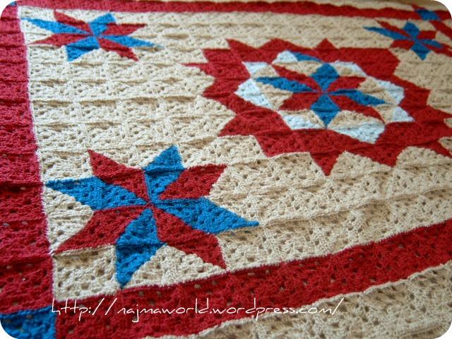 Como hacer mantas de ganchillo imagui - Como hacer mantas de patchwork ...