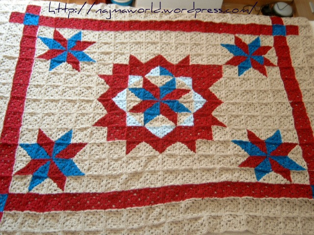 Crochet patchwork- Tejuca | Labores de Najma