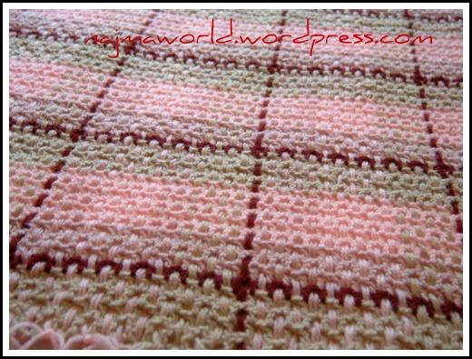 tartan najma plaid wool yarn