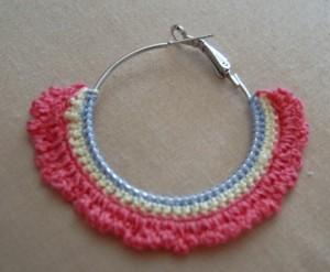 najma pendiente crochet