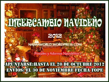 Inter navideño de Najma