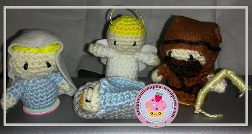 belen navidad christmas crochet