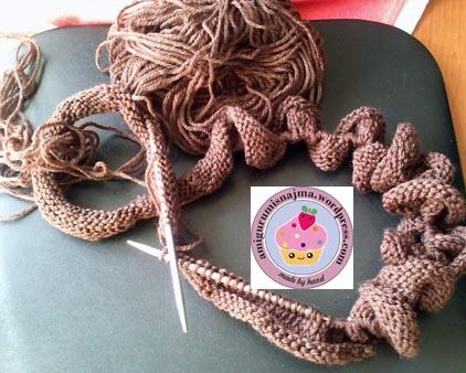 cowl crochet ganchillo najma