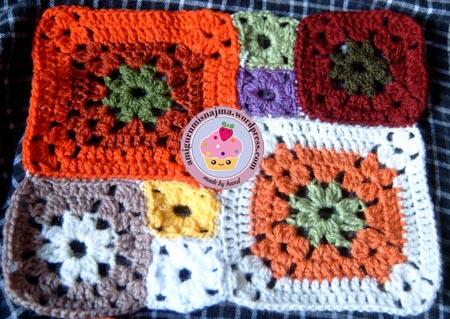 garden patch granny blanket najma