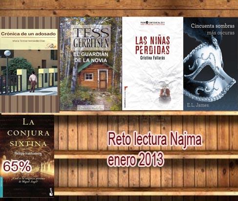 reto lectura najma 2013
