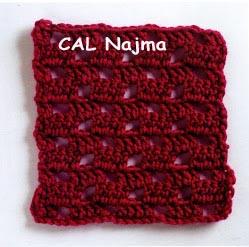 cuadro najma crochet