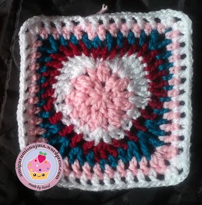granny corazón crochet najma