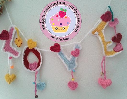 love letters crochet