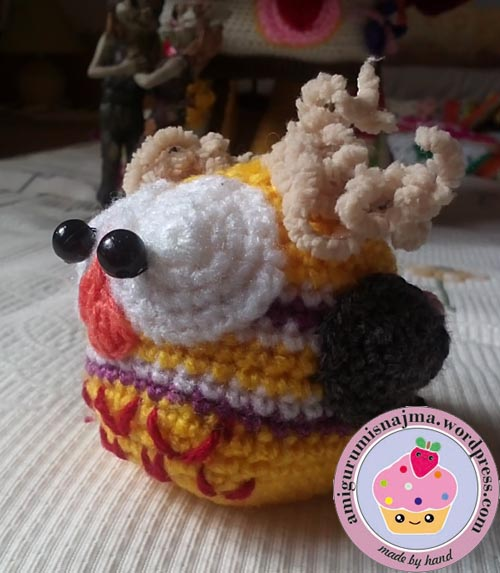 owl amigurumi crochet ganchillo