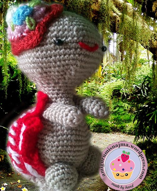 miss turtle crochet najma