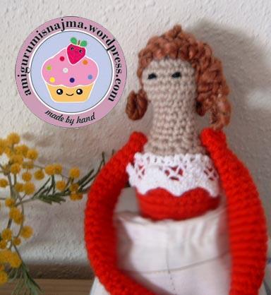 tilda doll crochet amigurumi
