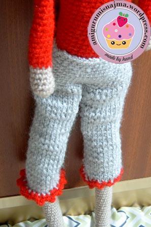 pantalones tejidos tricot najma amigurumi tilda doll