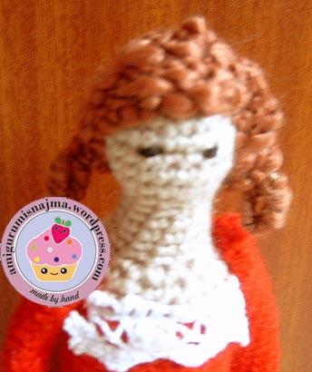 tilda doll crochet  amigurumi ganchillo najma