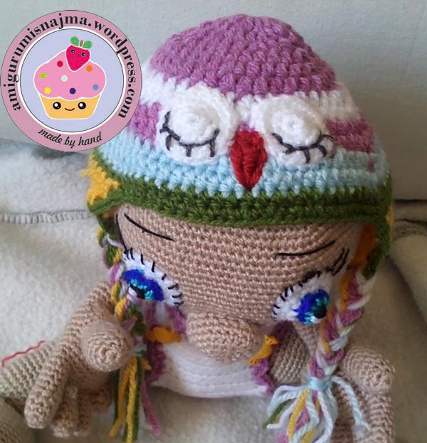 Beb amigurumi en crochet labores de najma - Labores de crochet para bebes ...