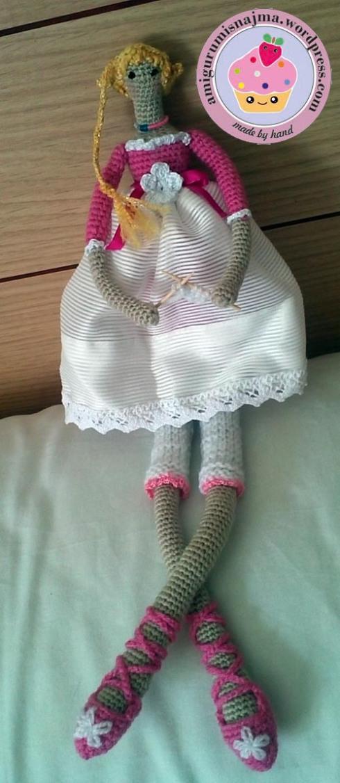 tilda doll crochet