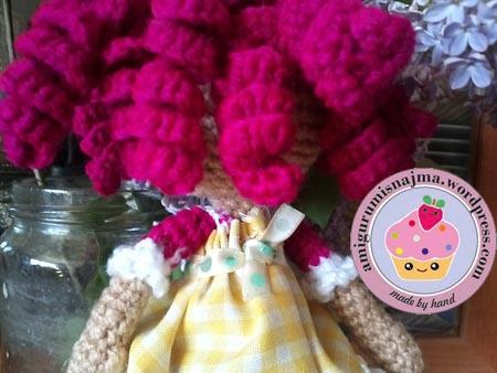 lalaloopsy crochet ganchillo doll muñeca