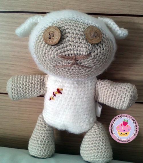 cotton oblivion island crochet amigurumi