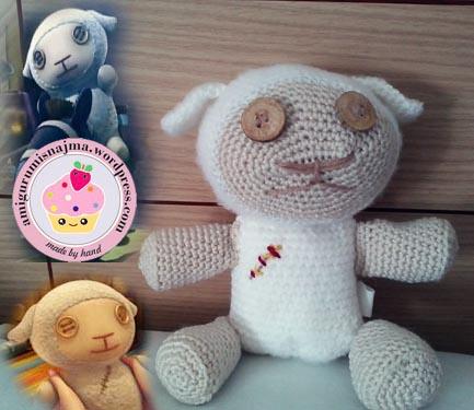 amigurumi crochet oblivion island cotton