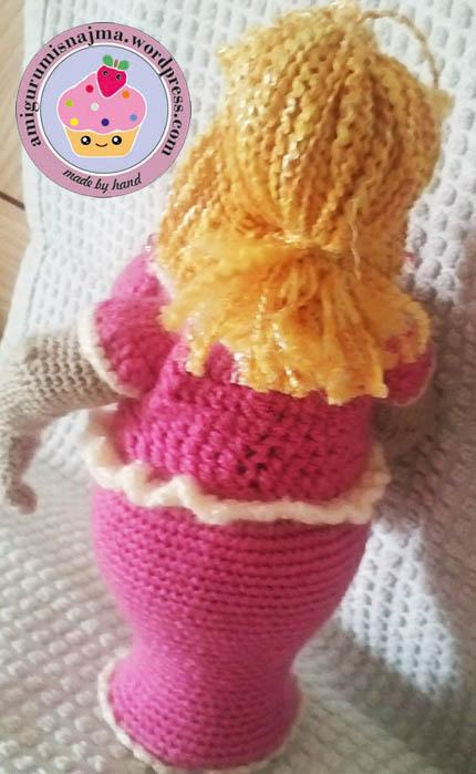 ganchillo crochet doll amigurumi muñeca