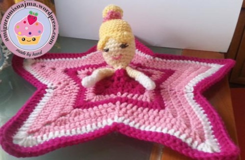 crochet blanket baby princess