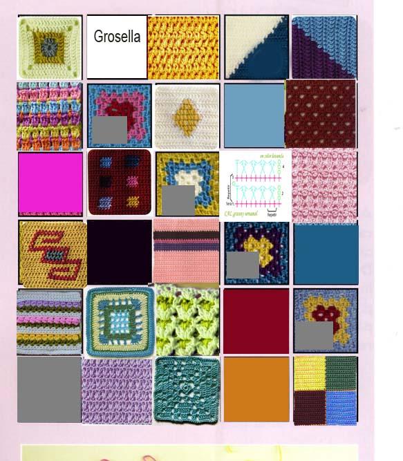 cuadrante junio cal granny semanal crochet