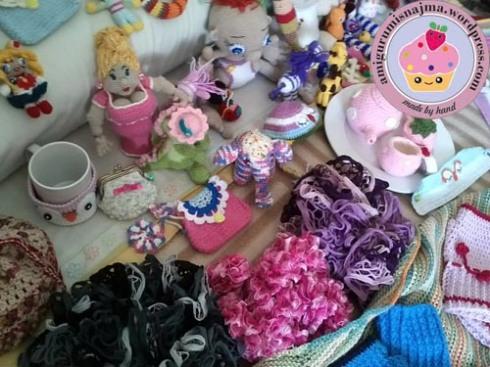 amigurumi toy crochet ganchillo najma muñecos