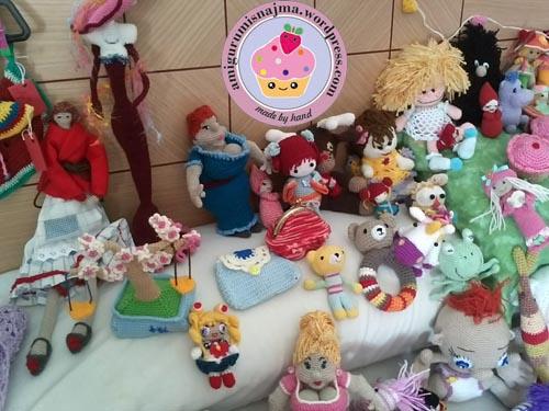 amigurumi crochet toys najma
