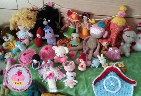 amigurumisnajma venta sale crochet ganchillo