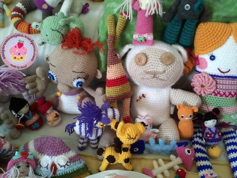 amigurumisnajma sale toys crochet yarn