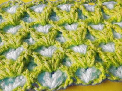 punto crochet 11