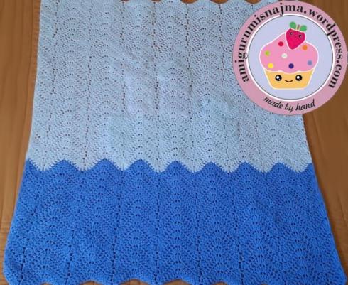 noah arch baby blanket crochet