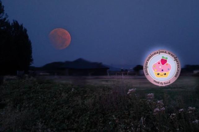 luna roja najma