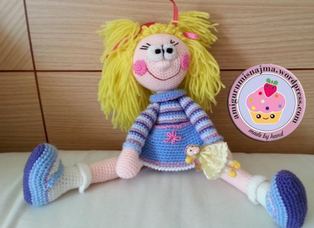 amigurumi doll crochet ganchillo toy