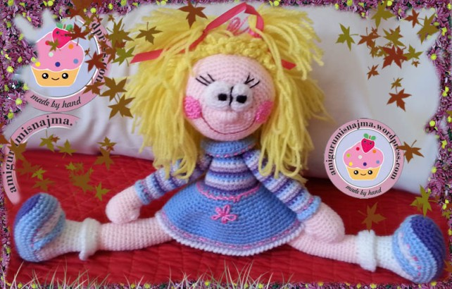toy doll crochet
