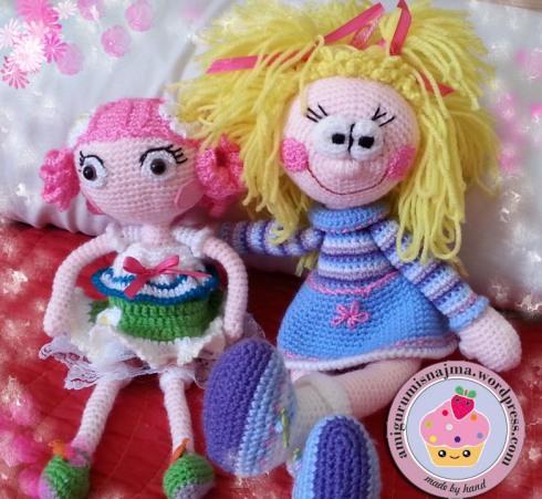 amigurumis najma crochet doll