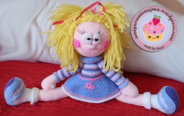 amigurumi doll crochet ganchillo