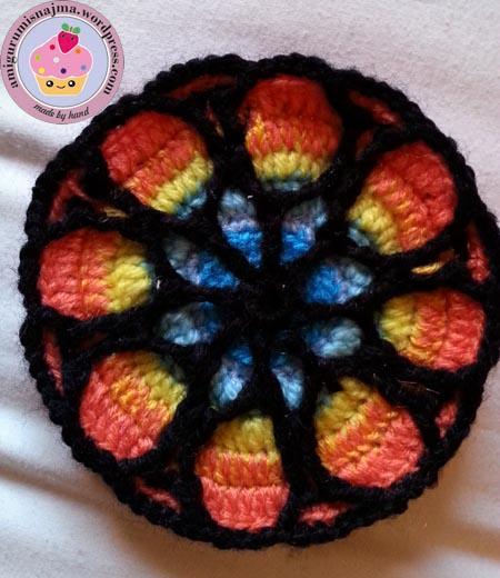 Overlay crochet- crochet mandala | Labores de Najma