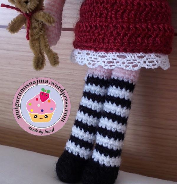 toy doll crochet amigurumi ganchillo muñeca