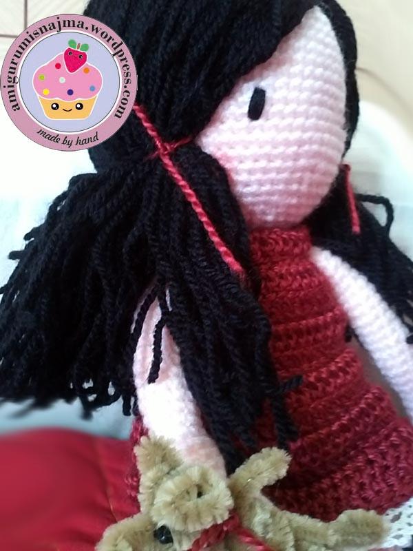 toy crochet doll amigurumi gorjuss