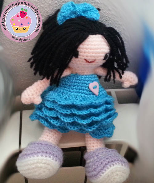 doll crochet najma