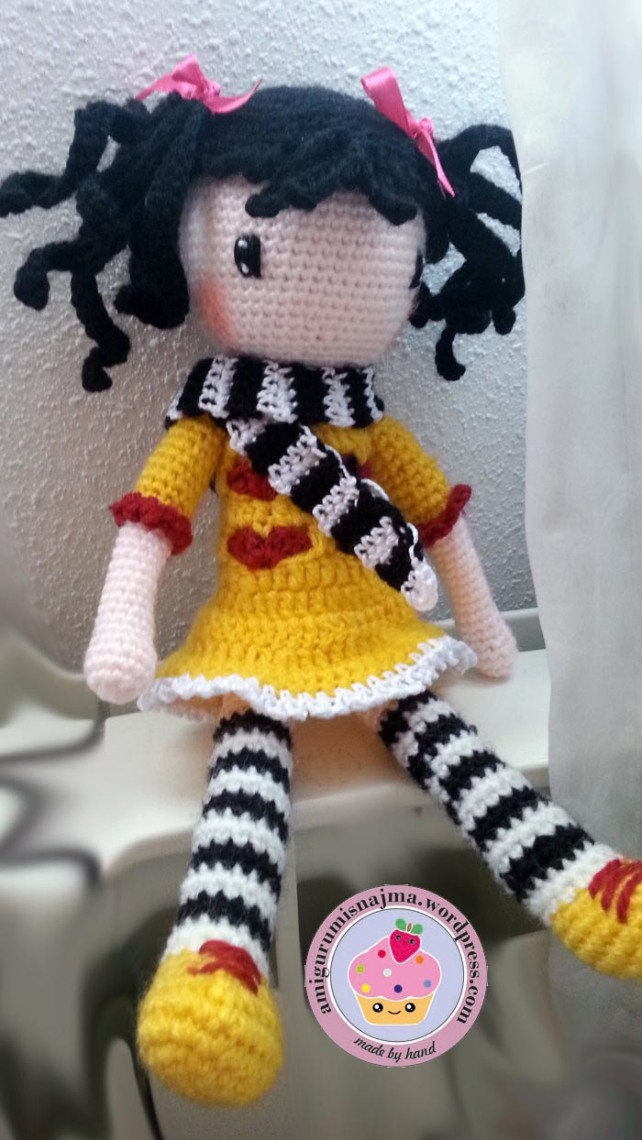doll crochet amigurumi toy ganchillo-01
