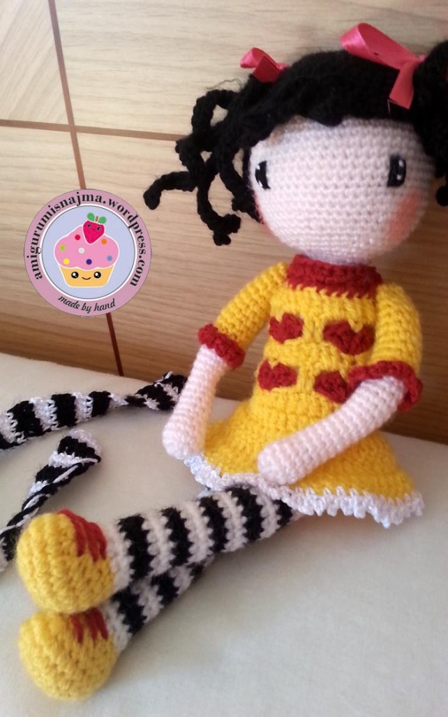 doll crochet amigurumi toy ganchillo-06