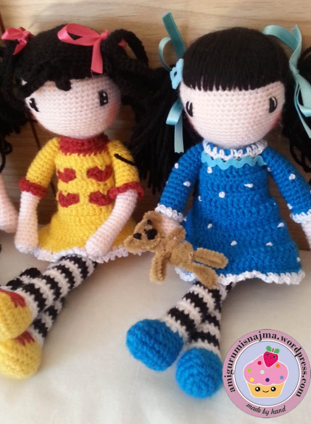 doll crochet amigurumi toy ganchillo-08