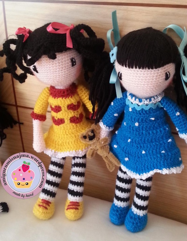 doll crochet amigurumi toy ganchillo-09