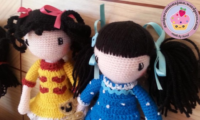 doll crochet amigurumi toy ganchillo-10
