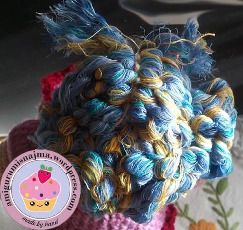 doll crochet amigurumi toy ganchillo