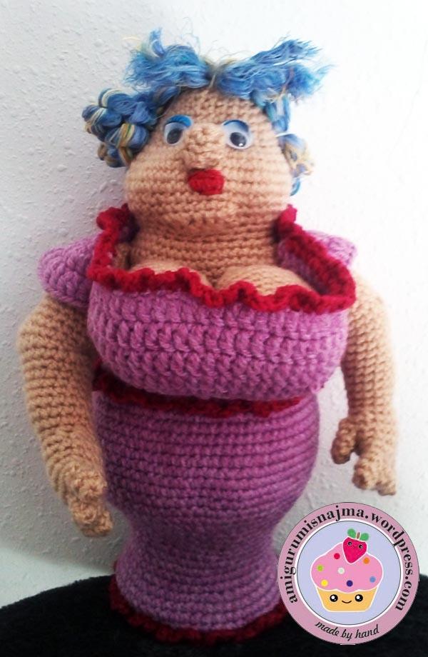 amigurumis najma crochet ganchillo doll