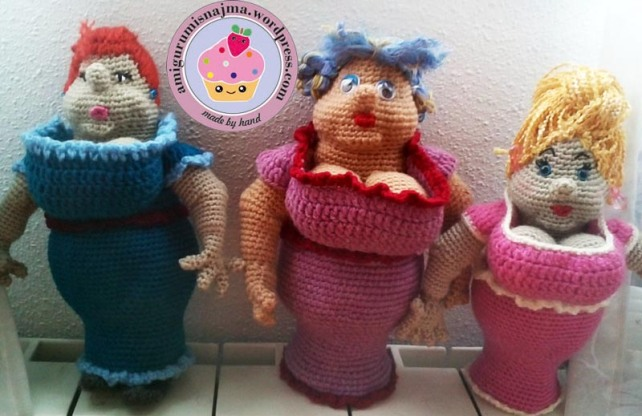 fat doll crochet amigurumi