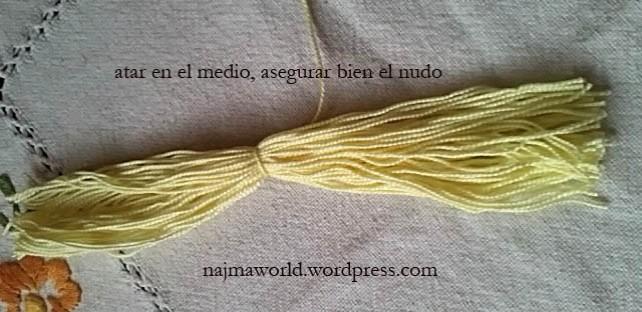 hair crochet amigurumi