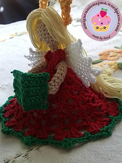 najma amigurumi doll crochet ganchillo